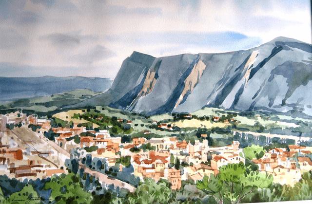 Umbrian Mountains